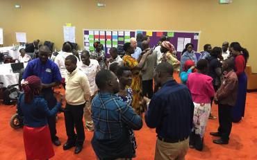 Bridge Uganda Mod.2 participants