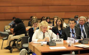 Finland mission to the UN