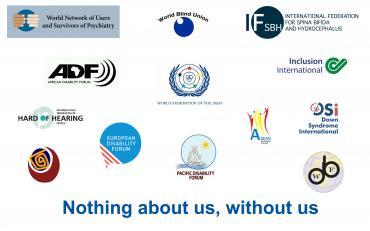 Logo of all the Members of IDA