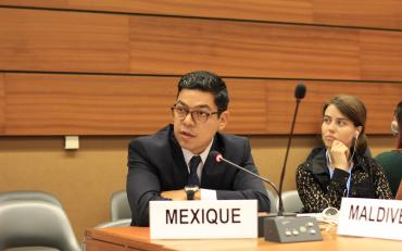 Mexico mission to the UN