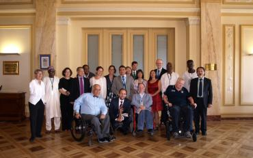 DPOs and CRPD Committee during 16th Session