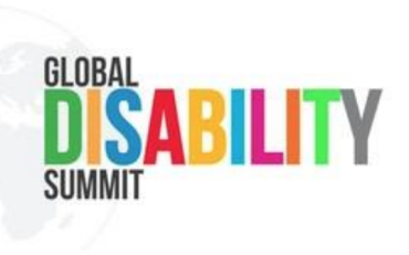 Logo of Global Disability Summit