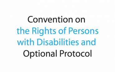 UNCRPD Cover Page