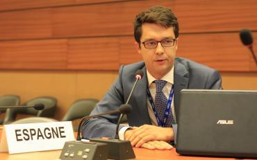 Spanish Ambassador to the UN