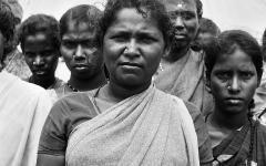 Portrait of women, India, 2017