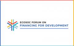 ECOSOC Financing for Development Forum