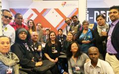 Sendai Global Platform participants