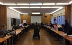 Technical Workshop on SDGs Report Writing