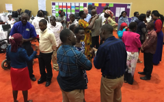 Bridge first day