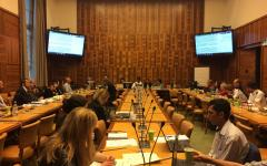 IASC Meeting on humanitarian Action