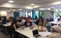 Opening of the SDG implementation workshop in Brighton, September 2017