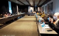 Regional workshop in West Africa